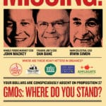 Iconic Organic Industry Giants Missing in Action