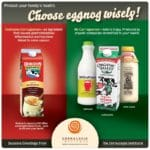 Choose Eggnog Wisely