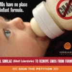"GMOs: Tell Makers of Similac That Our Babies Are Not ""Human Lab Rats"""