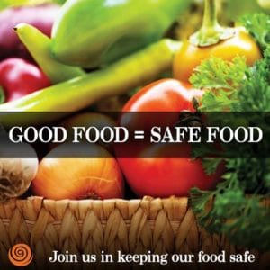 good food - safe food