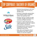 ACTION ALERT: Stop the Corporate Takeover of Organics