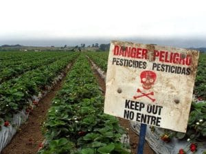 Danger-Pesticide-sign