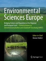 EnvironmentalSciencesEurope