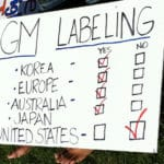 GMO Food Labeling Law Pressure Mounts