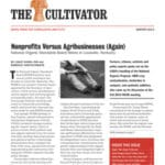 The Cultivator – Winter 2014