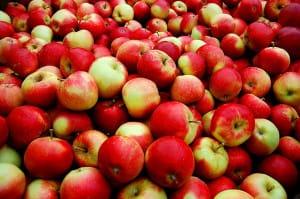 Fresh Apples 1 Box (4 Pices)