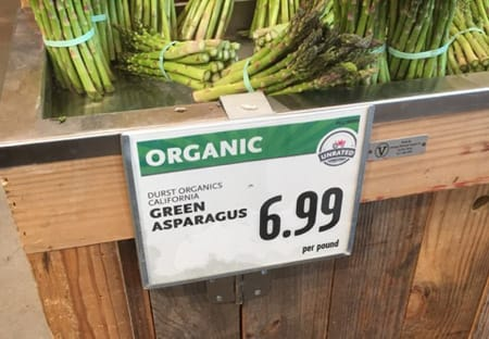 OrganicAsparagusUnrated