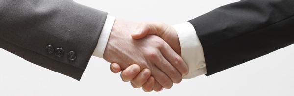 handshake 드림포유