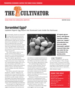Winter 2015 Cultivator cover