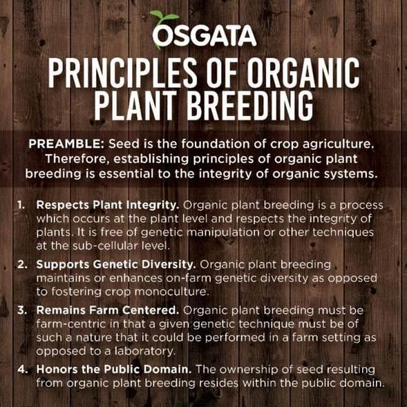 PlantBreeding OSGATA