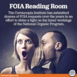 October Update: Materials Added to the FOIA Reading Room