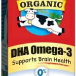 DHA in 'Organic' Milk comes from Algae Fed Corn Syrup