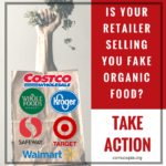 Demand Real Organic Food from Real Organic Farmers