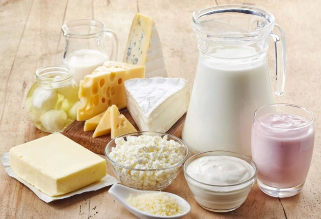 Dairy Scorecard