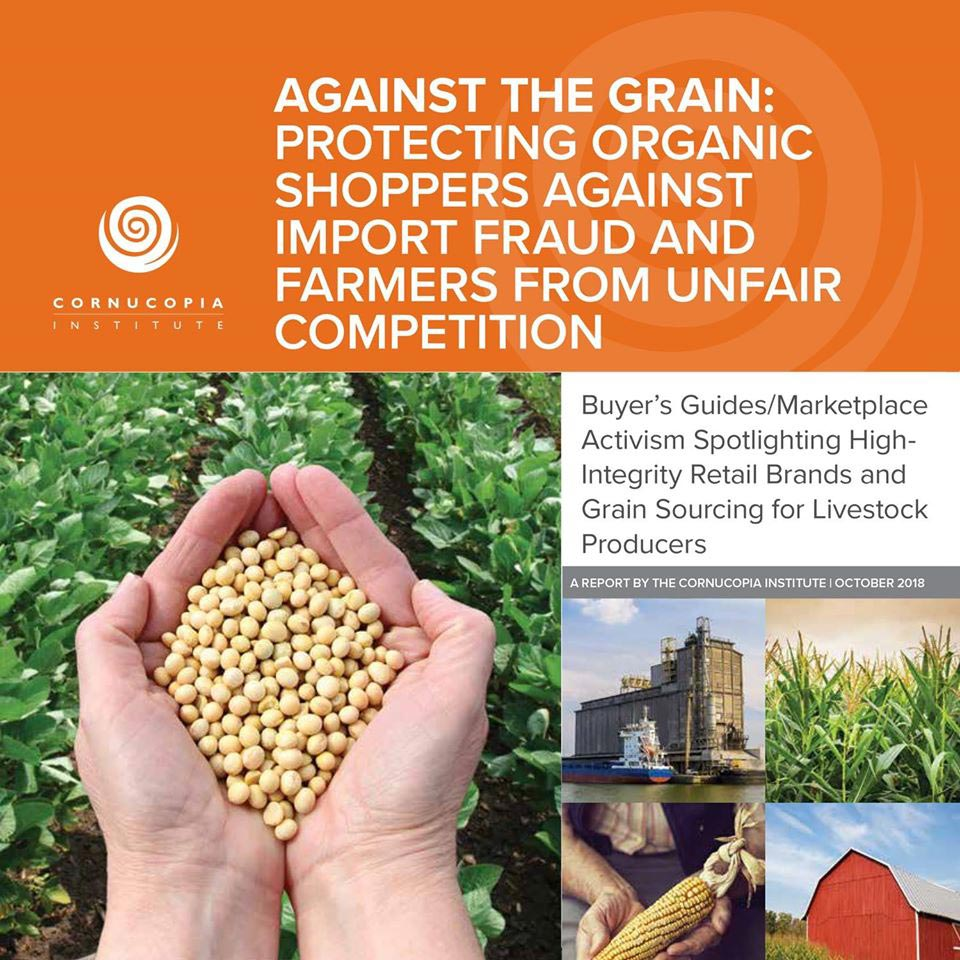 Grain Report