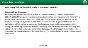 Liquid fish products slide 1