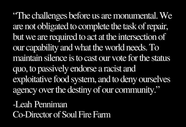 Penniman quote