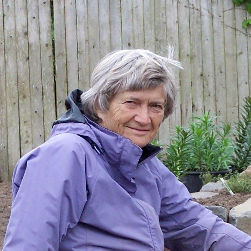 Joan Gussow